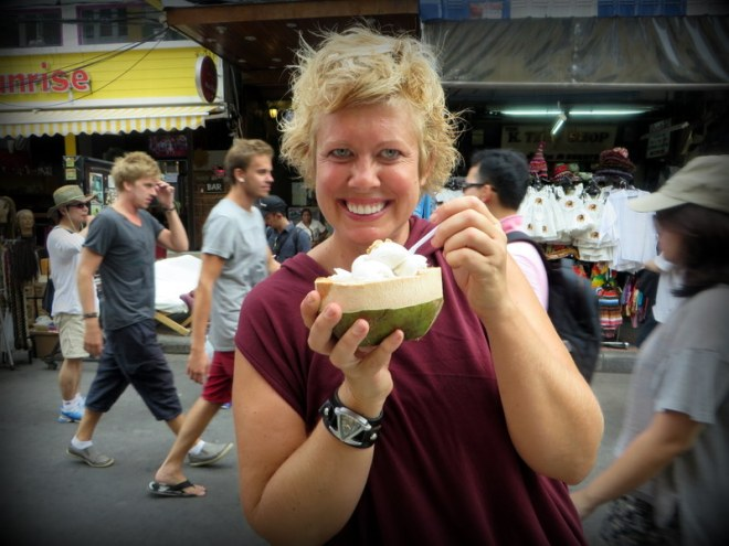 food around the world Valen Dawson Eating The Globe thai foods