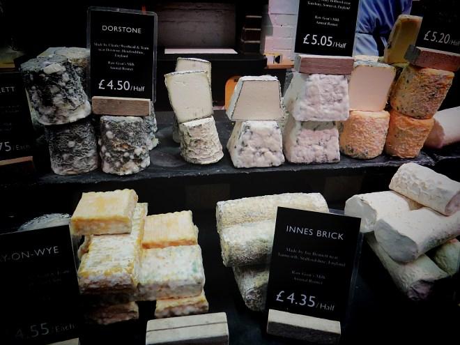 Everything You Should Eat At London's Borough Market