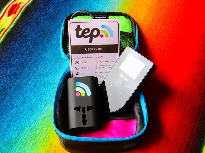 Always Find The Best Restaurants When You Travel With The Tep Wireless Wi-Fi Hotspot