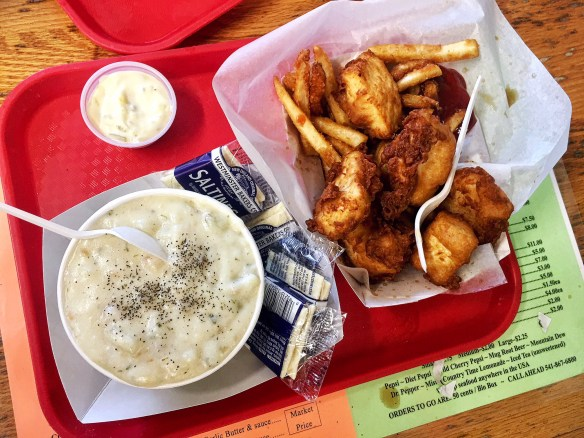 Where To Eat The Best Fish And Chips On The Oregon Coast