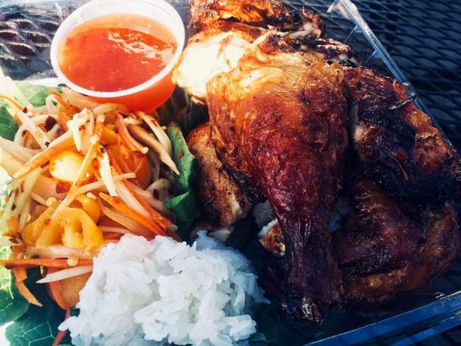 The Best Asian Food Carts In Portland
