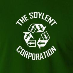 SOYLENT GREEN LOGO