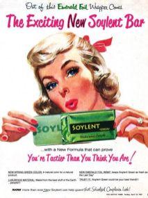 SOYLENT GREEN MAGAZINE AD