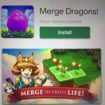 MergeDragonsGame1