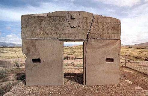 Gateway of the Sun Peru