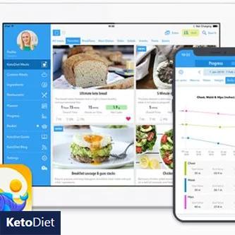 Valerie Goldstein on Keto Diet App