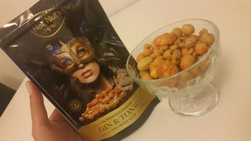 Hot Nuts Alimentaria