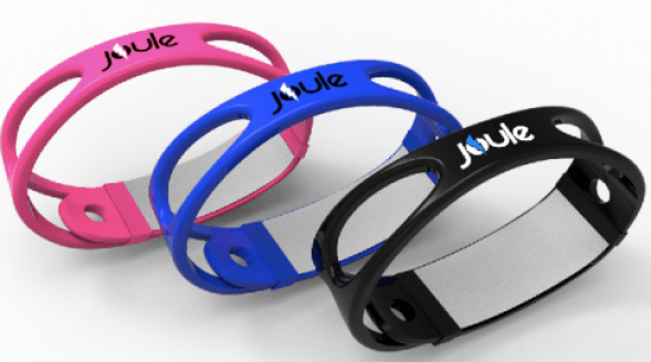 Caffeine bracelets
