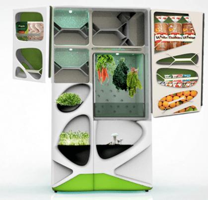 eco fridge