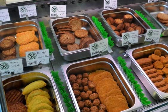 De Vegetarisch Slager, o primeiro açougue vegetariano, na Holanda