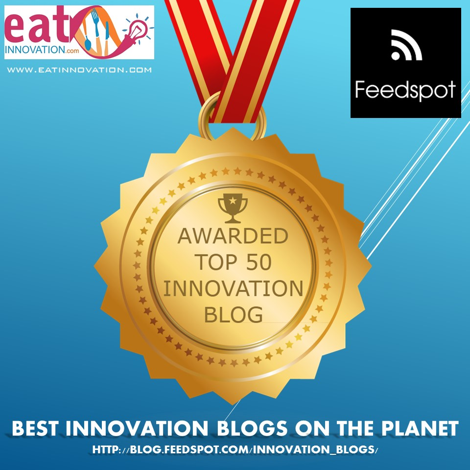 Eat Innovation is the only Brazilian in the top 50 best innovation blogs in the world