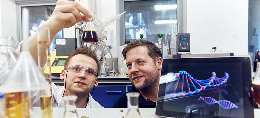 Cervejas personalizadas baseadas no seu DNA: isso é o futuro!