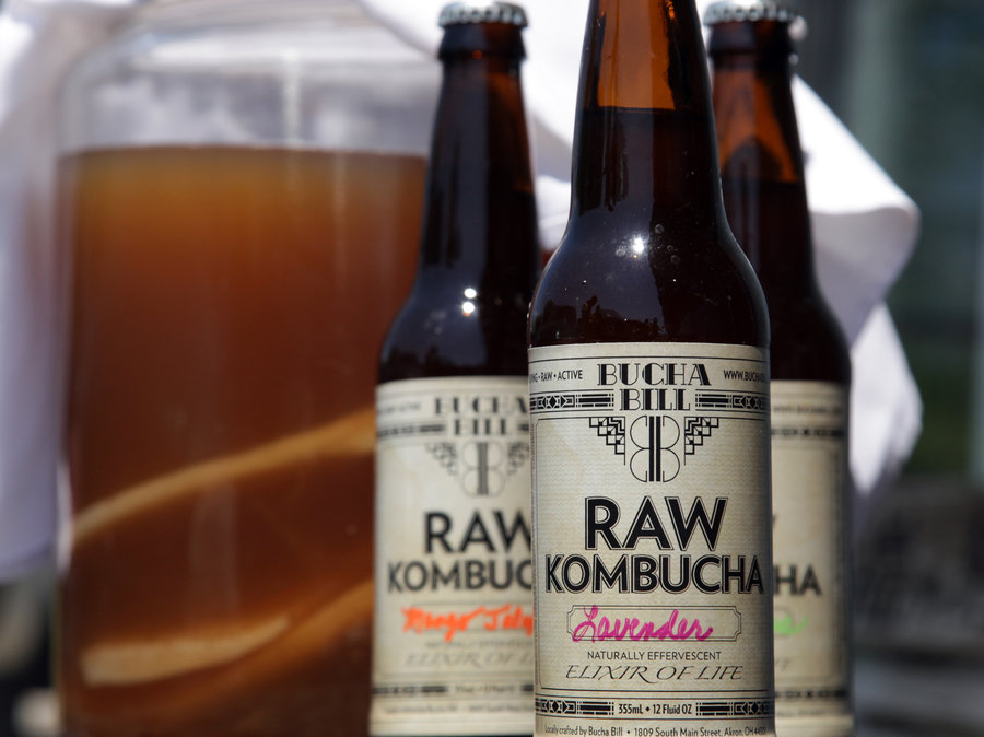 Kombucha: the famous probiotic that has gained new products