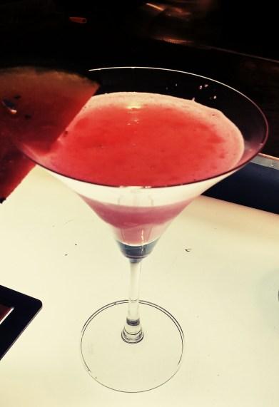 Watermelon flavoured Cocktail
