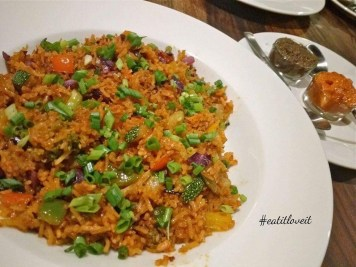 Mangolian rice