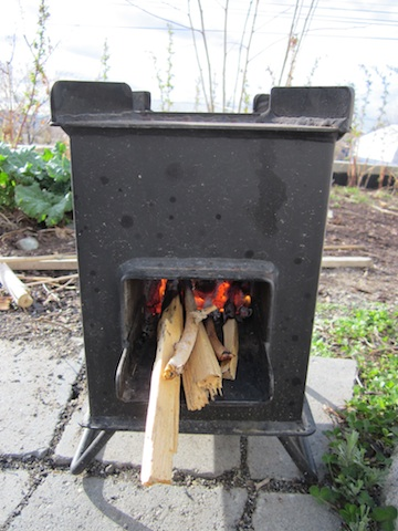 rocket stove wood Sustainable System: Rocket Stoves