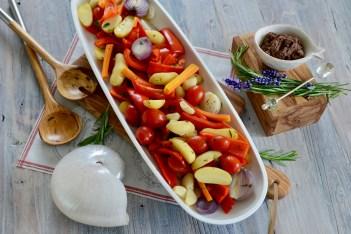 Provenzalisches Schmorgemüse
