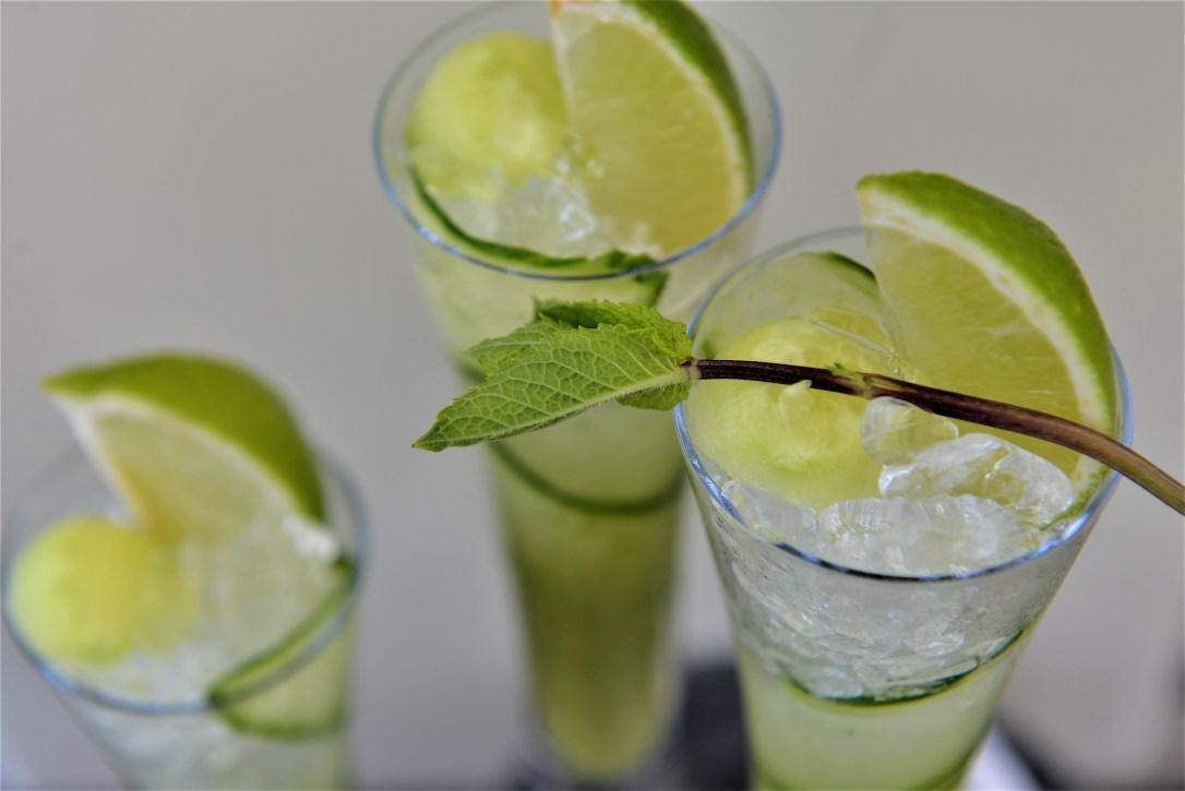 Cocktail mit Wodka