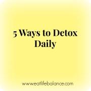 Detox Daily