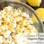 Lemon Rosemary Organic Popcorn