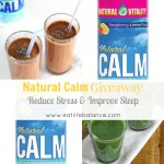 Reduce Stress & Improve Sleep with this (+ A GIVEAWAY)