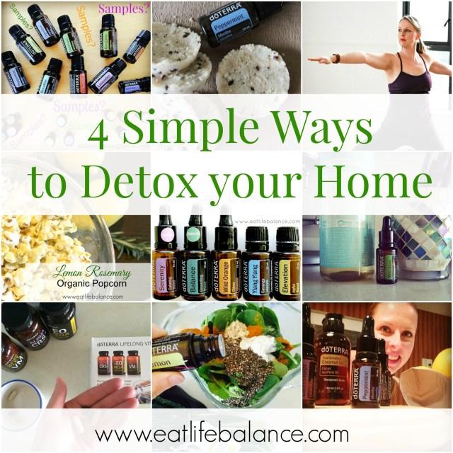 Simple Ways to Detox
