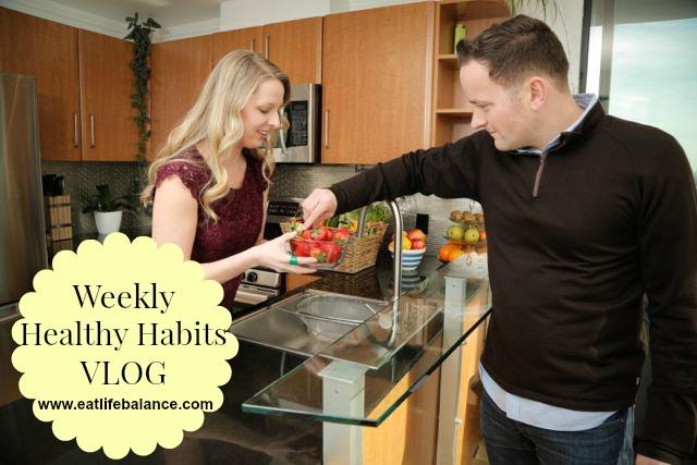 Weekly Healthy Habits Vlog