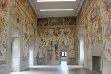 And another one of many beautiful painted rooms