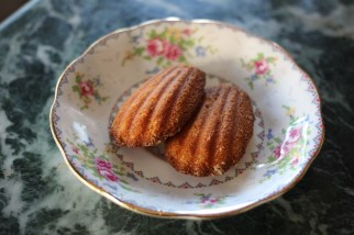 Brown Butter Madeleine at Pigeonhole