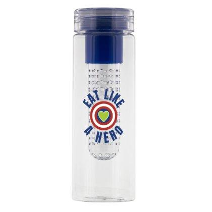 eat like a hero water bottle
