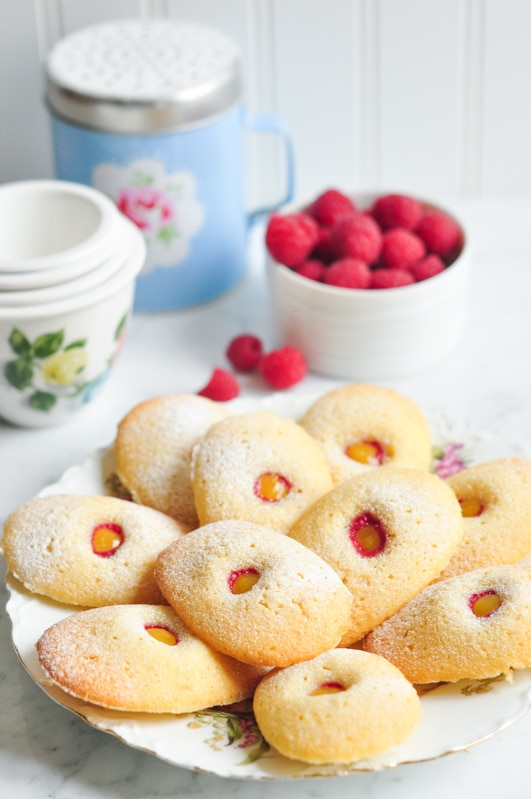madeleines lemon curd rachel khoo little paris kitchen