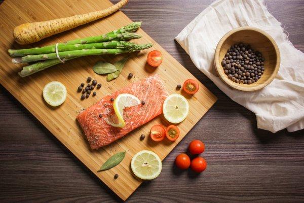 mood booster salmon