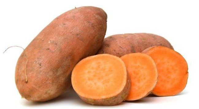 sweet potato mood boosting food