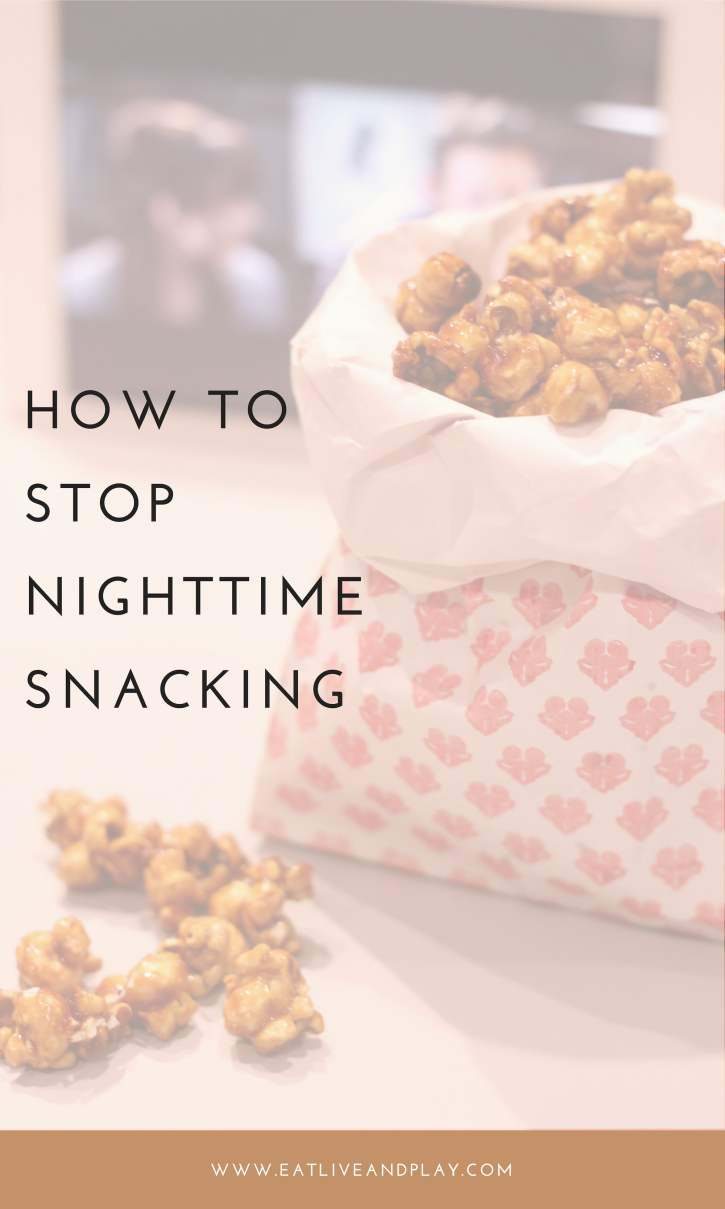Ever find yourself ravenous after dinner? Learn why you can't stop late night snacking and what you can do to fix it.