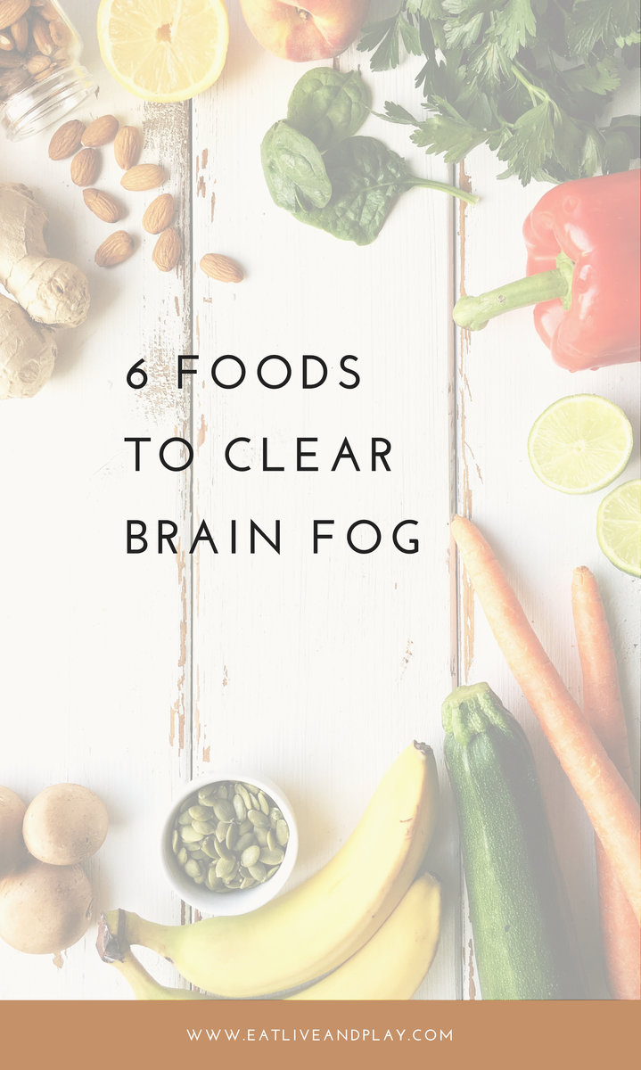 Brain fog and fuzzy thinking can make you feel like you're not being productive. Wake up your brain and slay the day with the 6 best morning foods to ignite your brain!
