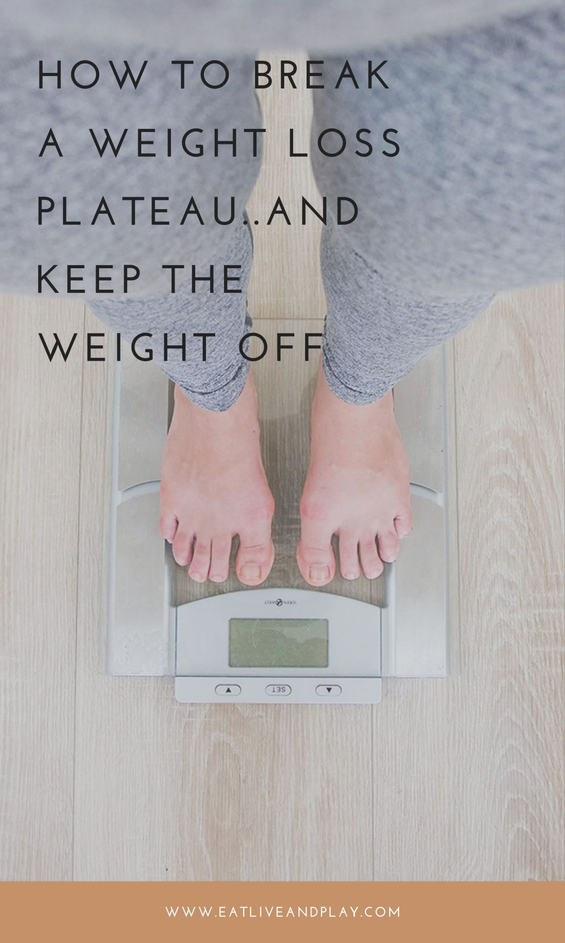 So you've lost some weight and have hit a roadblock. If that's you, I'm going to be talking about how to break a weight loss plateau. This first tip alone may double your weight loss!
