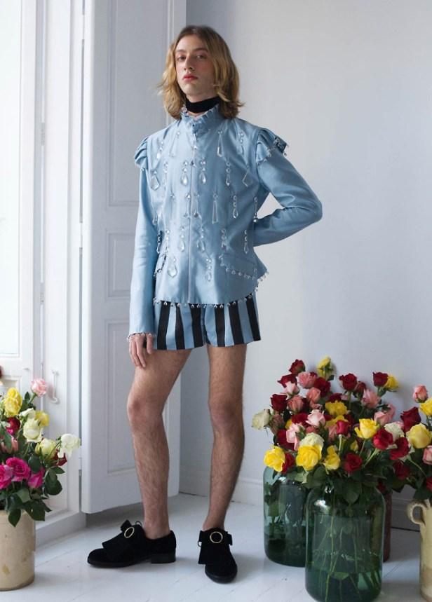 Ar tu pakankamai žmogus, kad užpildytum šiuos drabužius?