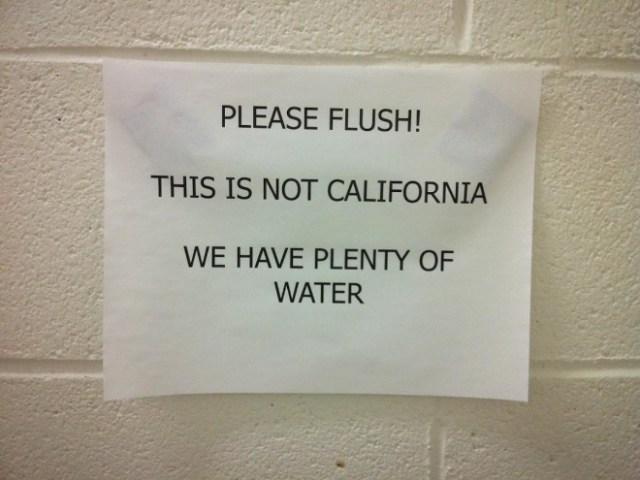 Brilliant passive-aggressive sign.
