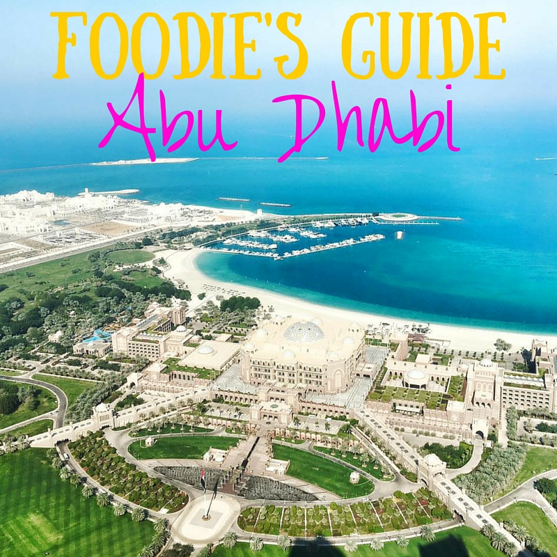 Foodie's Guide (1)