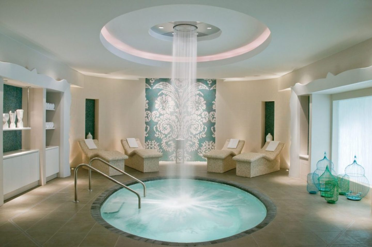 Eau Palm Beach Spa Rainforest