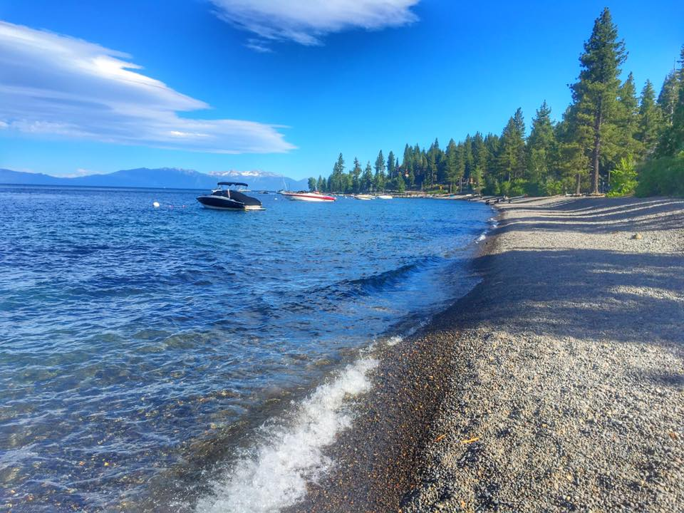 Top 7 for Lake Tahoe