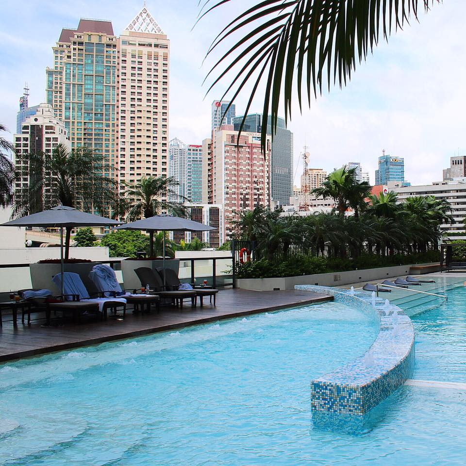 Checking In: Fairmont Makati, Philippines