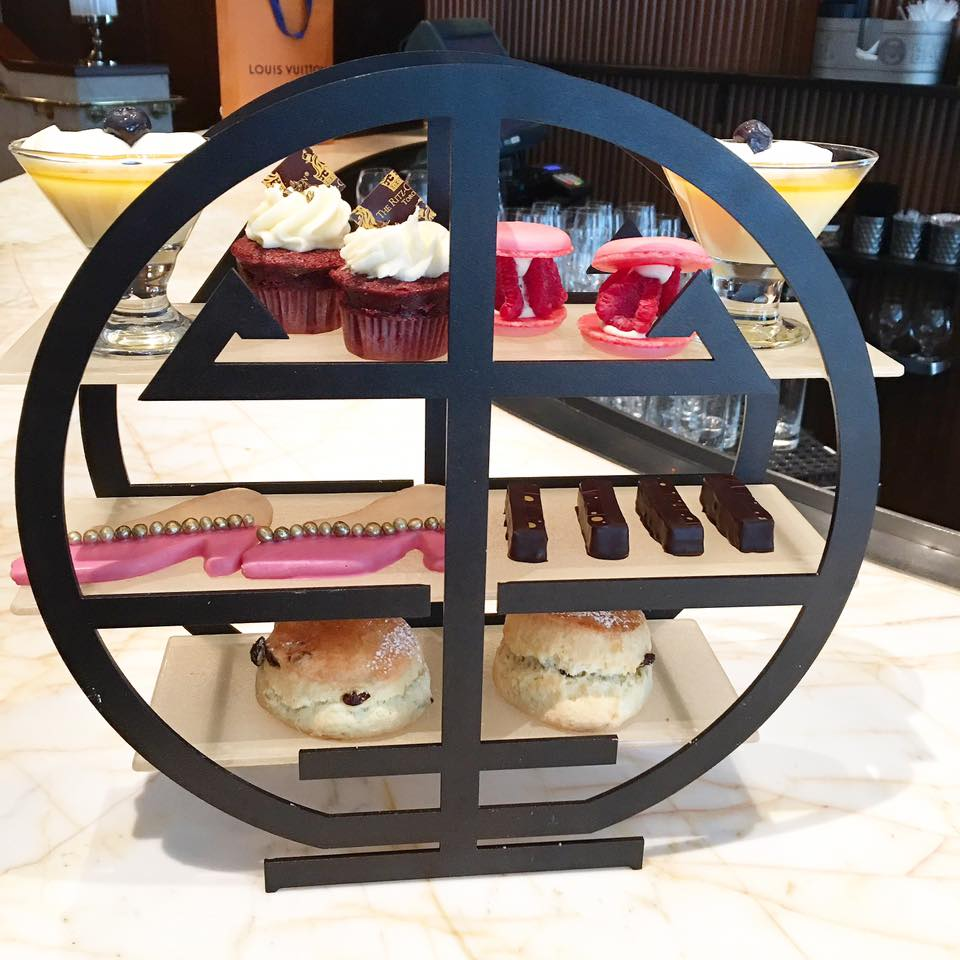 Afternoon Tea: Ritz Carlton Toronto