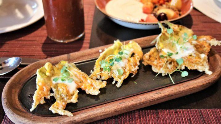 Zucchini and aioli
