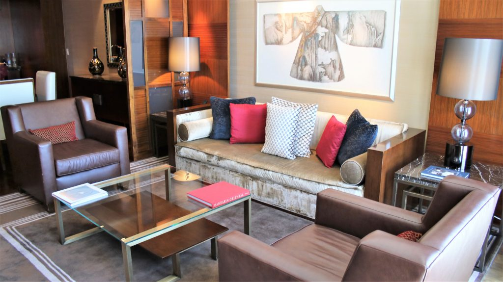 Checking In: Mandarin Oriental Penthouse Las Vegas
