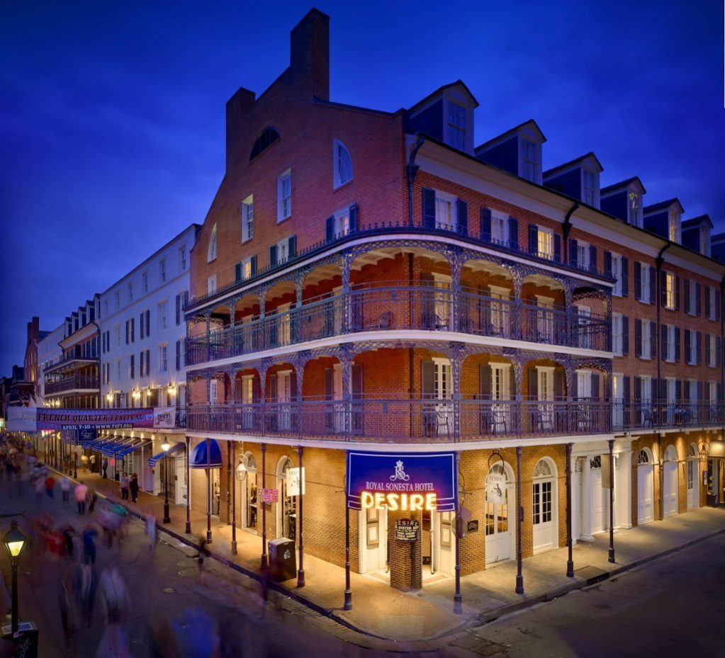 Checking In: Royal Sonesta New Orleans