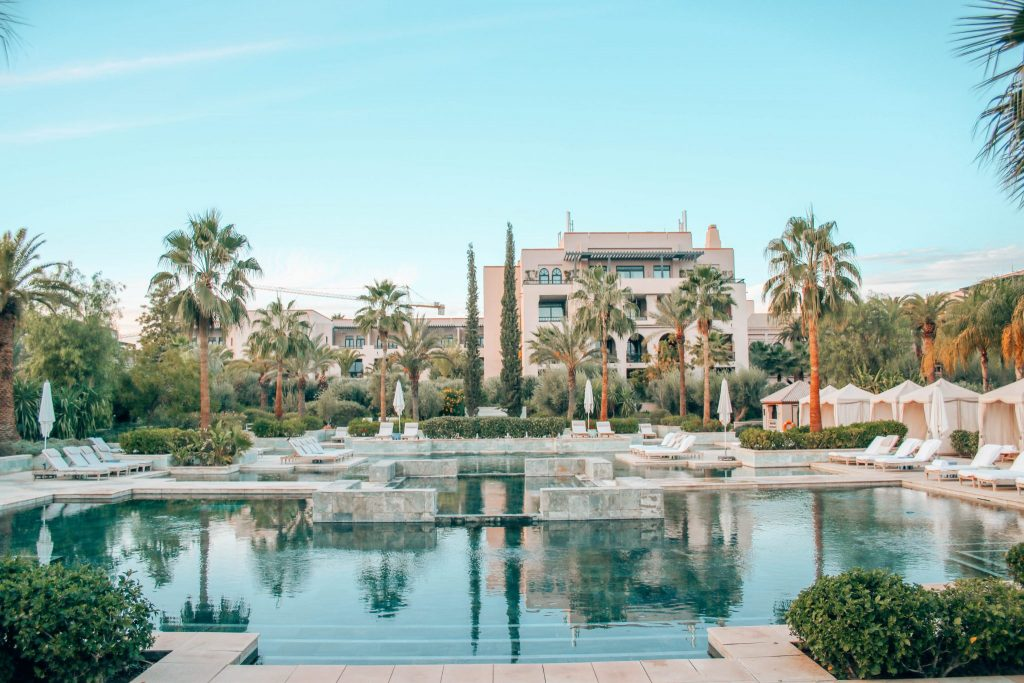 Checking In: Four Seasons Resort Marrakech