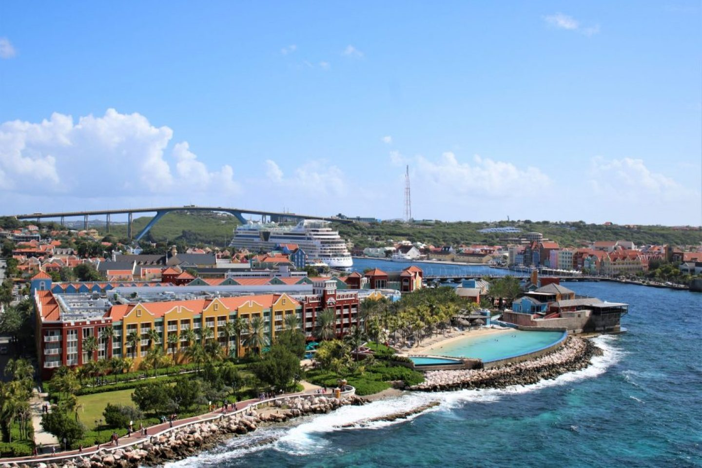 Norwegian Cruise Haven - Views of Curacao