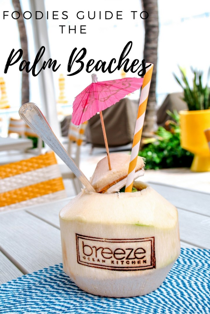 foodies guide to the palm beaches