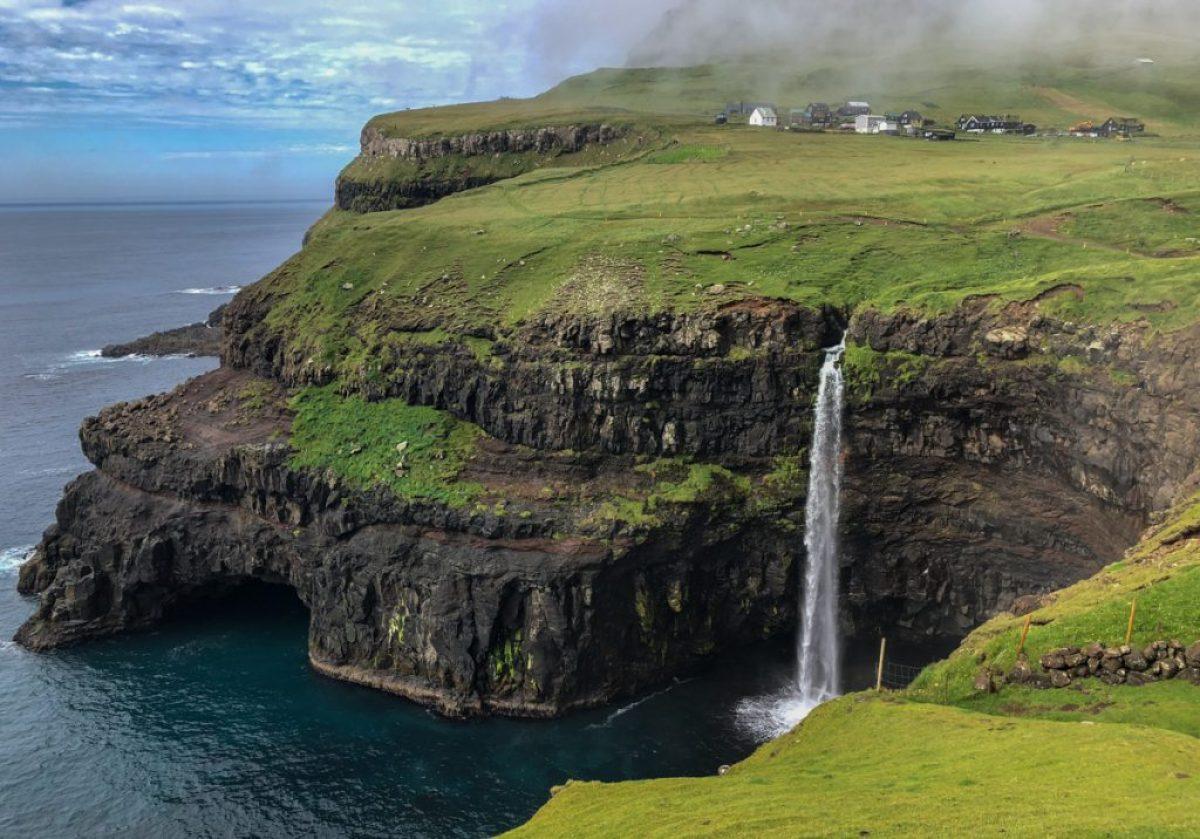 European bucket list - road tri through the Faroe islands.